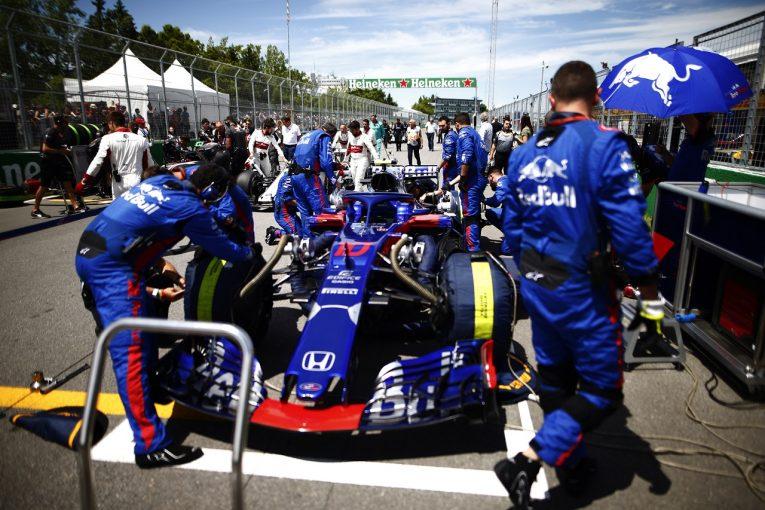F1 | ホンダ田辺TD「新PUで明らかにパフォーマンスが向上。一方で信頼性に課題も」:F1カナダGP日曜