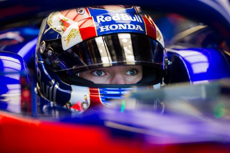 F1   ガスリー「アップグレード版パワーユニットは好調。ストレートで何台もオーバーテイクできた」:トロロッソ・ホンダ F1カナダGP日曜