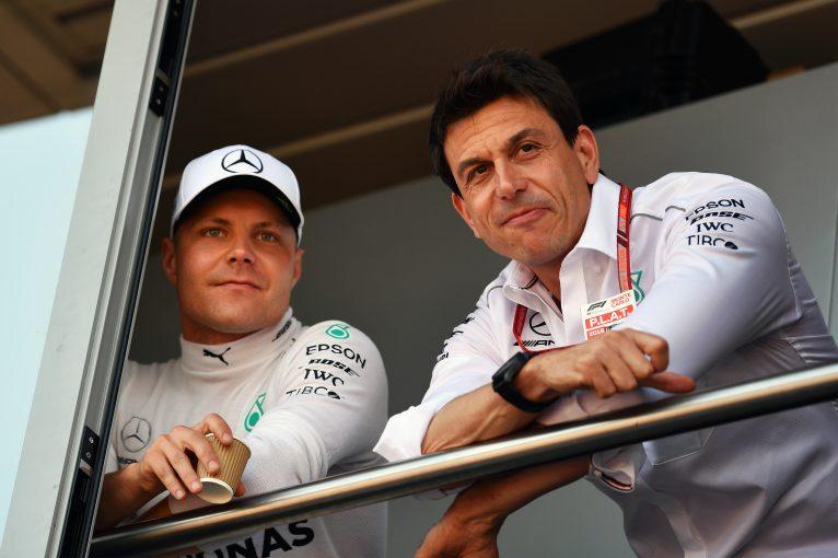F1   メルセデスF1代表「ボッタスの存在が、タイトル獲得におけるカギになる」