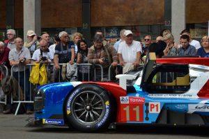 ル・マン/WEC | ル・マン公式車検がスタート。初日はバトンや注目LMP1プライベーターマシンが登場
