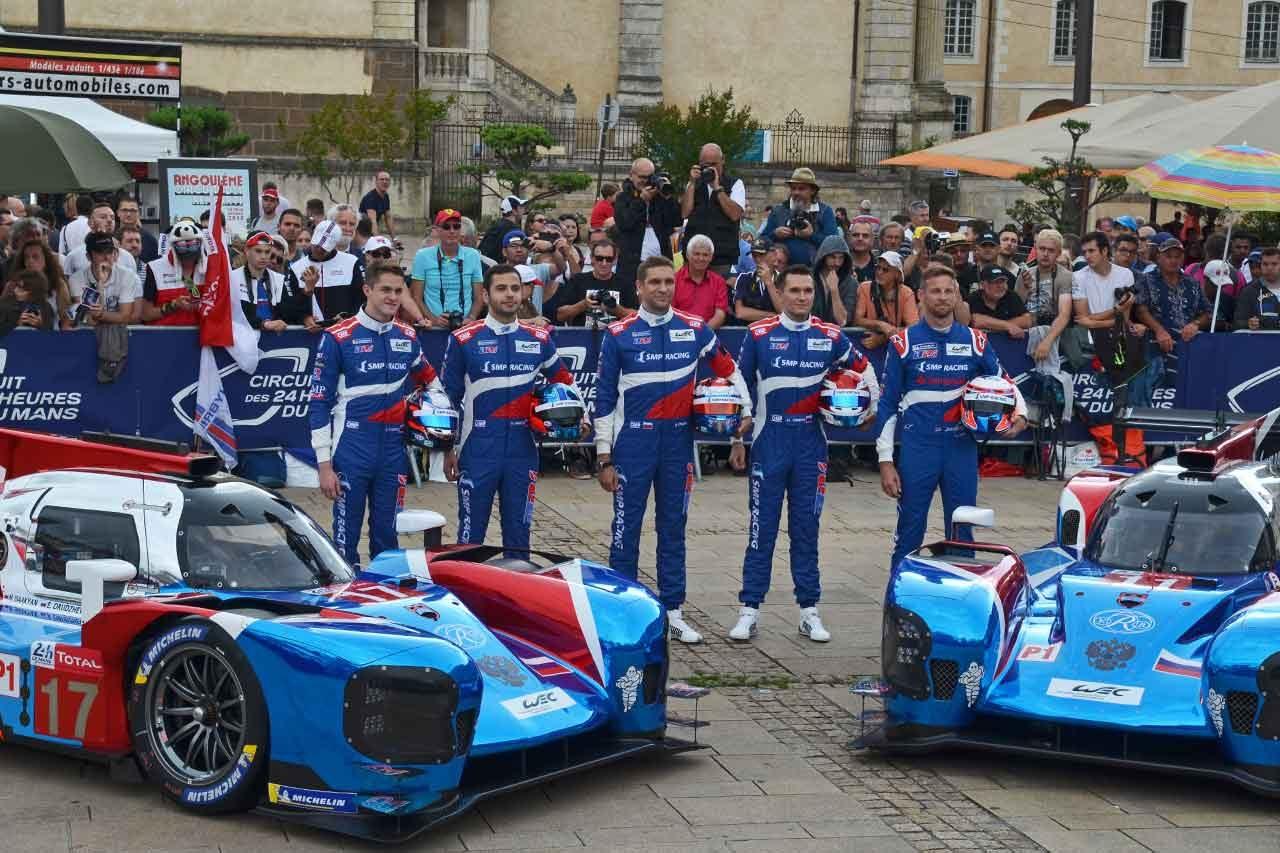 ル・マン公式車検がスタート。初日はバトンや注目LMP1プライベーターマシンが登場