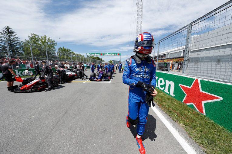 F1   完走必須なレースでやるべきことを成し遂げたガスリー【今宮純のF1カナダGP採点】