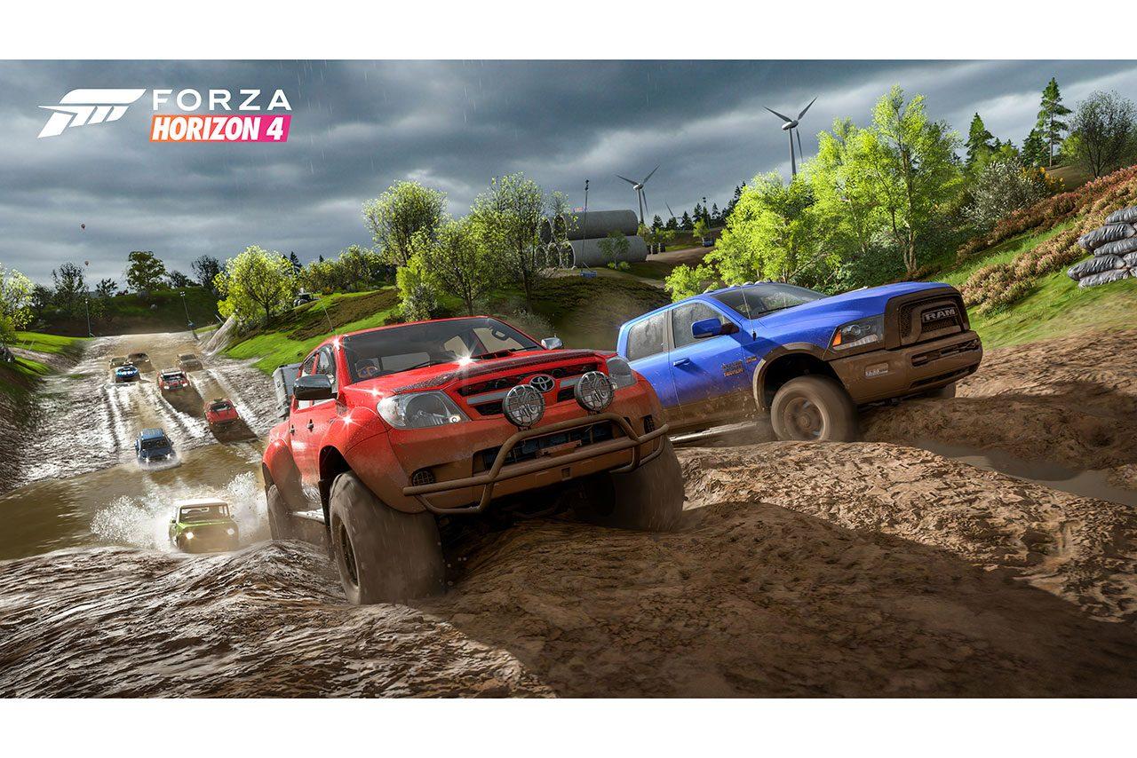 四季が変化するイギリスが舞台。マイクロソフト、レースゲーム最新作『Forza Horizon 4』発表
