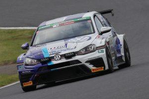 10号車Racingline PERFORMANCE GOLF TCR