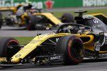 F1   ヒュルケンベルグ「ダブル入賞でマクラーレンとの差を広げることができた」:ルノー F1カナダGP日曜