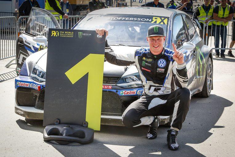 ラリー/WRC | 世界ラリークロス第5戦:王者クリストファーソンが週末完全制覇。ローブは決勝進出逃す