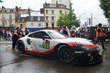 北米のIMSAシリーズに参戦しているCOREオートスポーツ(チーム名はポルシェGTチーム)が走らせる93号車ポルシェ911 RSR