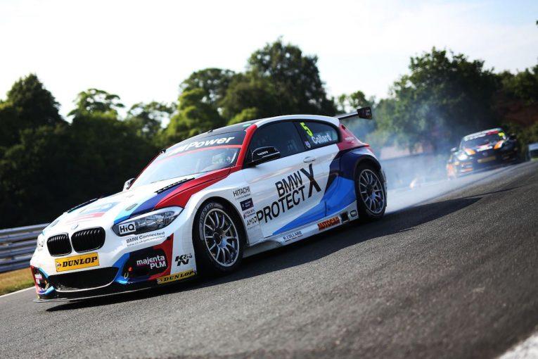 海外レース他 | BTCC:第4戦オールトンパーク。常勝軍団覚醒、BMW2連勝で選手権首位浮上