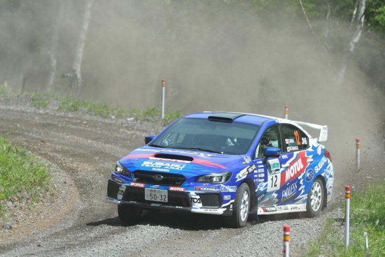 ラリー/WRC | 全日本ラリー第5戦:新井敏弘がモントレー4連覇を達成。前半戦をランキング首位で終える