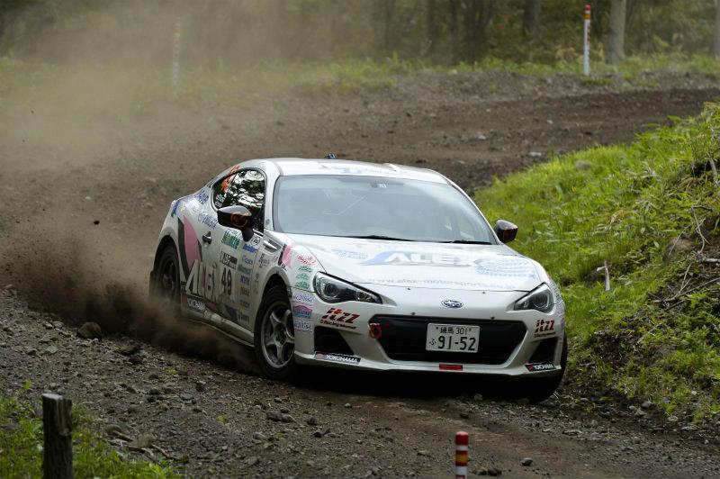 全日本ラリー第5戦:新井敏弘がモントレー4連覇を達成。前半戦をランキング首位で終える