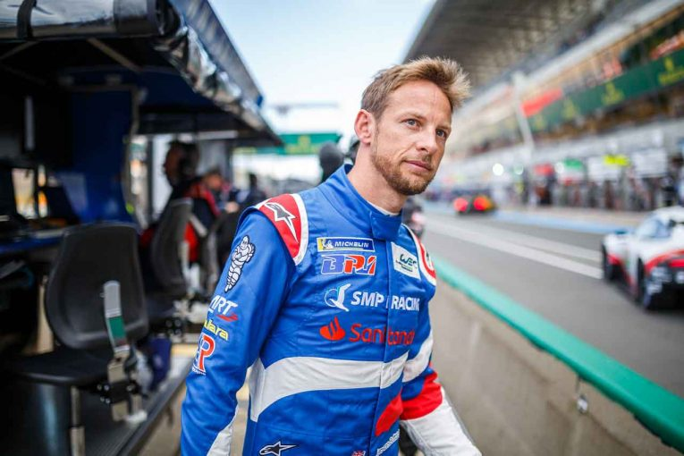 """LMP1プライベーターのSMPレーシングからWEC""""スーパーシーズン""""に参戦するジェンソン・バトン"""