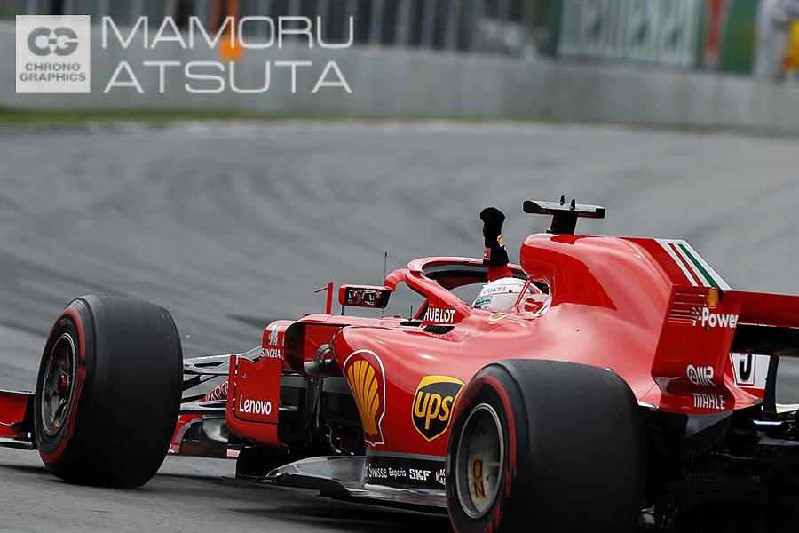 ブログ】Shots!F1カナダGP2回目