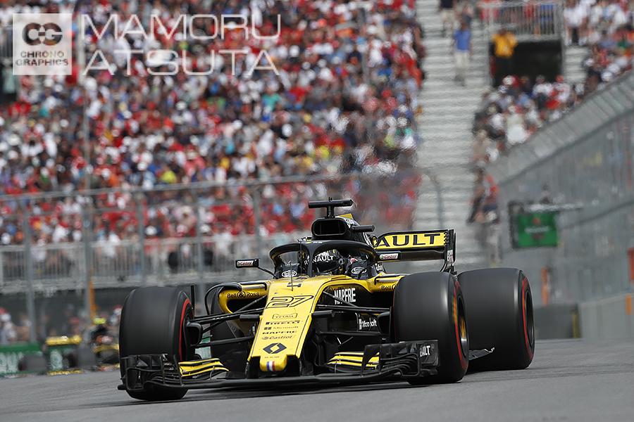 【ブログ】Shots!F1カナダGP2回目