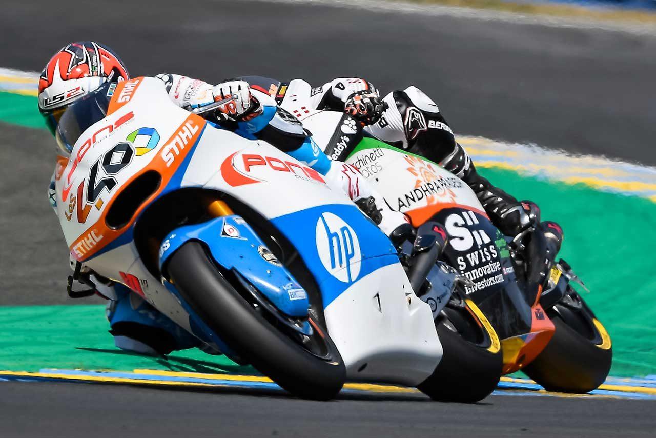 Moto2参戦中のポンス・レーシングがCEVライダー起用。2017年までMotoGP参戦のバルベラの解雇受け