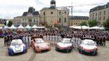 4台体制で2018年のル・マンに臨むポルシェGTチーム