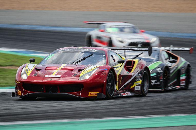 #8 ARN Racing Ferrari 488 GT3