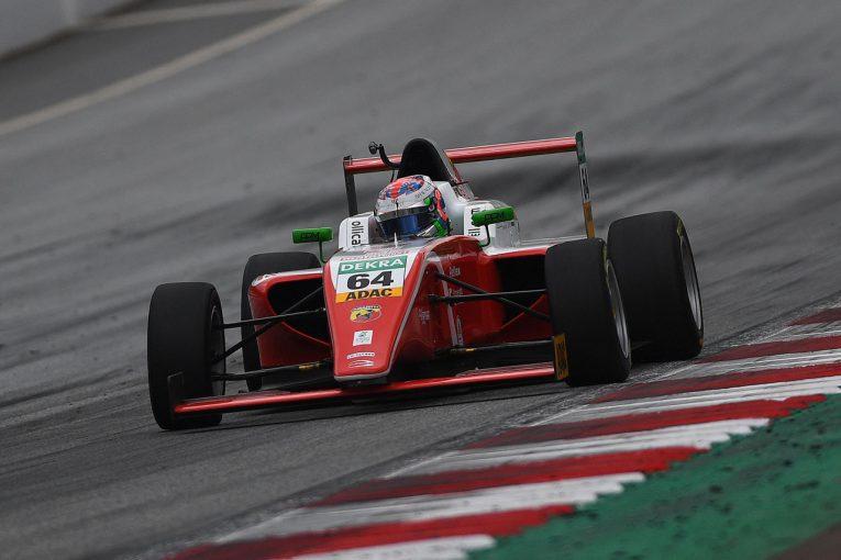 海外レース他 | プレマ・セオドール・レーシング ADAC F4第4戦レッドブルリンク レースレポート