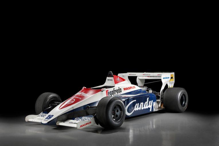 F1 | ロリー・バーンが語るトールマンTG184。アイルトン・セナ、モナコGPデビューマシンの真実