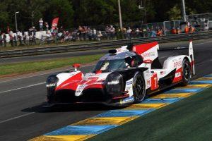 プラクティス首位、予選1回目は2番手となった7号車トヨタ