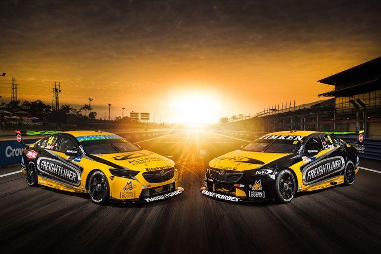 海外レース他   豪州スーパーカーの500マイル超え3戦『エンデューロ・カップ』にル・マンウイナーのバンバー参戦