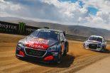 ラリー/WRC | 世界ラリークロス:セバスチャン・ローブ擁するプジョー陣営、次戦で大幅改良の208WRX投入へ