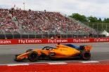 2018年F1第7戦カナダGP フェルナンド・アロンソ(マクラーレン)
