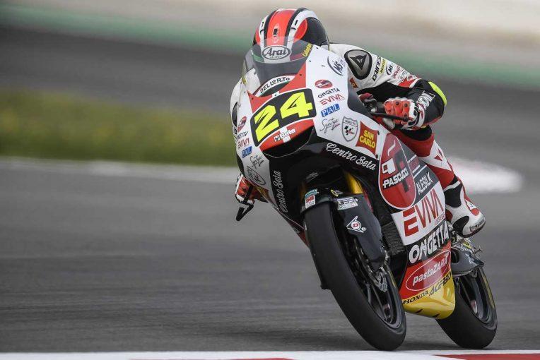 MotoGP | 鈴木竜生が2戦連続フロントロウ獲得。佐々木、鳥羽もトップ10入り/MotoGPカタルーニャGP Moto3予選