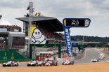 第86回ル・マン24時間耐久レース 決勝スタート