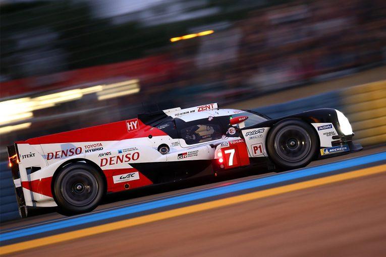 ル・マン/WEC | ル・マン24時間:可夢偉&一貴のトヨタがレースを牽引。ライバルに2周差つける