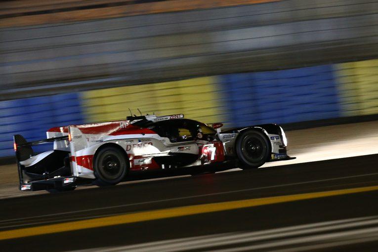 ル・マン/WEC | ル・マン24時間:レースは折り返し。8号車トヨタにペナルティで7号車がリード