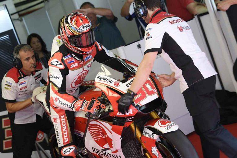 MotoGP | MotoGP:初のQ2進出を果たした中上、ベストとなる12番手を獲得し「全力で走ったので満足のいく予選」
