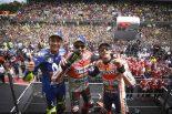 MotoGP | MotoGP:2連勝のロレンソ、「物事が大きく変わり驚いている」/カタルーニャGP決勝トップ3コメント