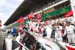 2018年ル・マン24時間 フェルナンド・アロンソの乗るトヨタ8号車が優勝