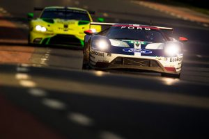 LM-GTEプロクラス3位を獲得した68号車フォードGT