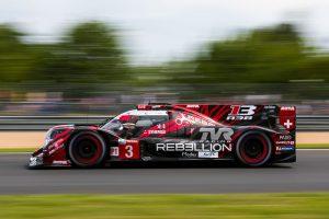 総合3位を獲得した3号車レベリオンR13・ギブソン