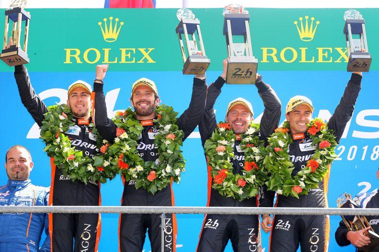 ル・マン/WEC | ル・マン24時間:LMP2優勝のG-ドライブと4位のTDSが車検後に失格に