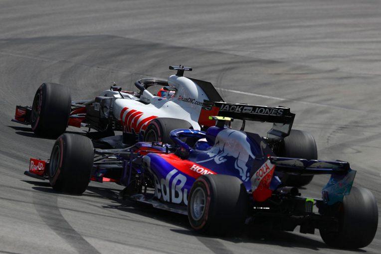 F1 | カナダGPで大きな前進、ガスリーも新型パワーユニットに好印象/トロロッソ・ホンダF1コラム