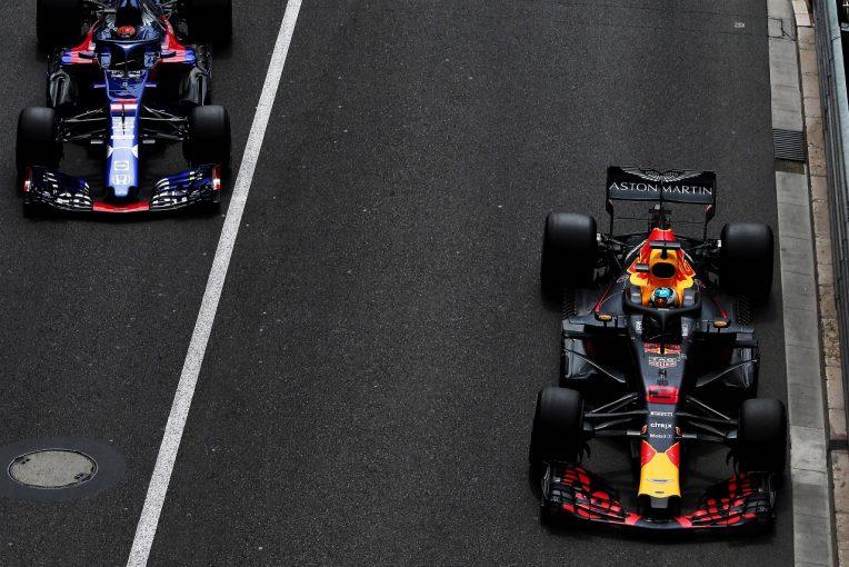 F1 | ホンダF1、トロロッソとの関係性に変化なしと明言。レッドブルのワークス化を否定