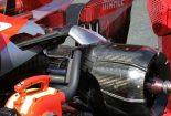 F1 | 【津川哲夫の私的F1メカ】直角型にダイアゴナル型。序盤で2種類のリヤサスペンションを投入したフェラーリの狙い