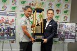 MotoGP | 鈴鹿8耐でEWCタイトル獲得への期待が高まるTSRホンダ藤井総監督、三重県知事にル・マン優勝を報告