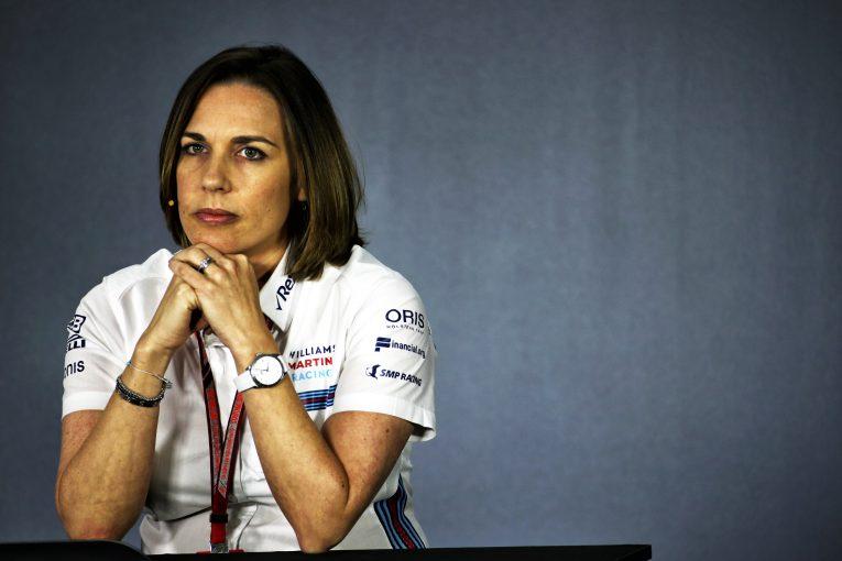 F1 | ウイリアムズF1副代表、グランプリ開催数増加によるチームやスタッフへの負担を懸念