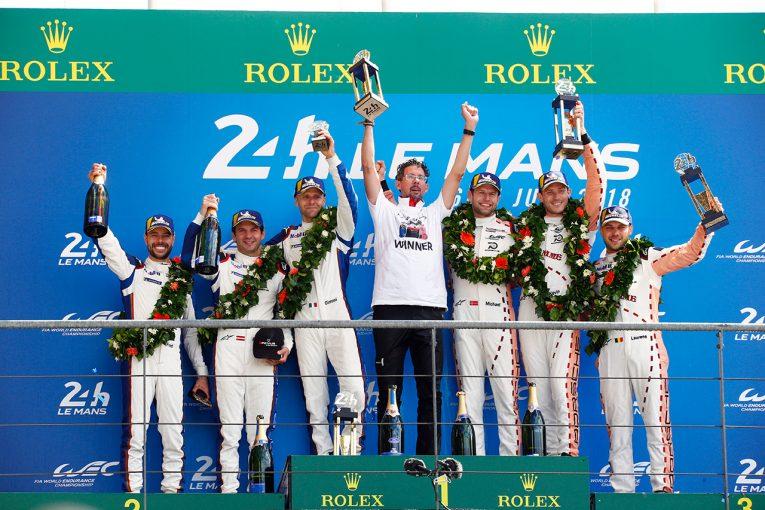 ル・マン/WEC | GTプログラム代表ステファン・バリザーに聞くポルシェ・モータースポーツの未来【ル・マン24時間連載企画7回目】