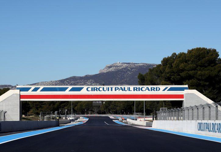 F1 | 10年ぶりのF1フランスGP、ポール・リカールのDRSゾーンは2カ所に