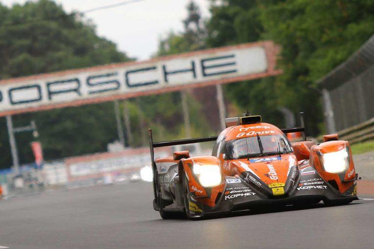 G-ドライブ・レーシングの26号車オレカ07・ギブソン