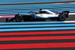2018年F1第8戦フランスGP ルイス・ハミルトン