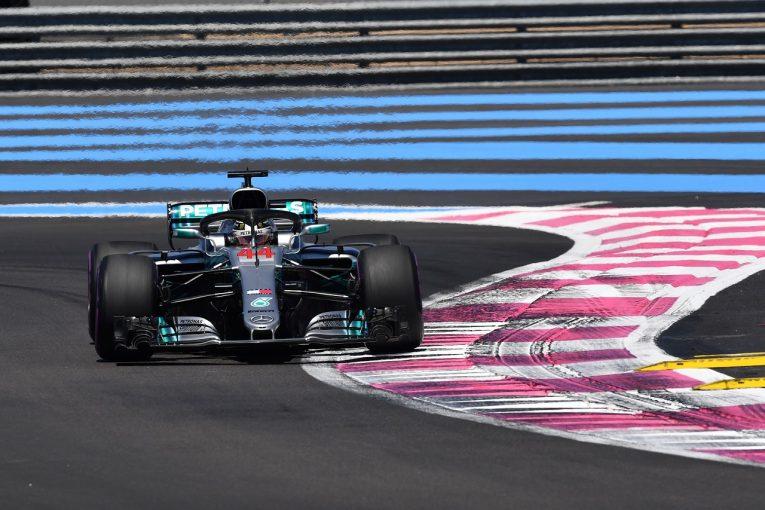 "F1   メルセデスF1、アップグレード版パワーユニット""フェーズ2.1""を導入"