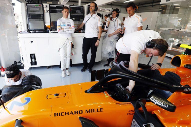 F1 | バンドーン「厳しいグランプリが続いたから、なんとかここで好転させたい」:F1フランスGP金曜