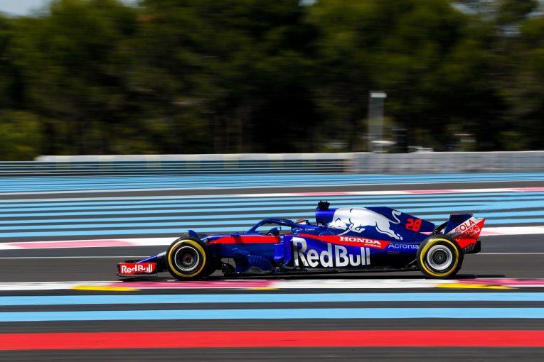 F1 | ホンダF1、トラブルに伴いハートレーのパワーユニットを全交換。最後尾グリッドに降格へ