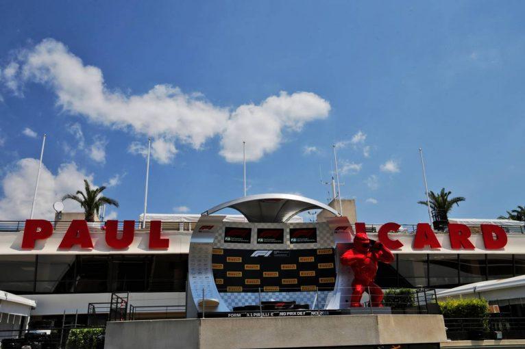 F1   F1 Topic:ポール・リカールのオーバーテイクポイントは? F2ドライバー牧野任祐が解説