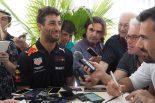 F1 | 【ブログ】2019年の去就は決めている?気になるリカルドの含み笑い/F1フランスGP現地情報